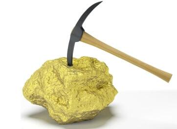 new world gold